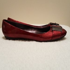 Etienne Aigner Red Girls Shoes